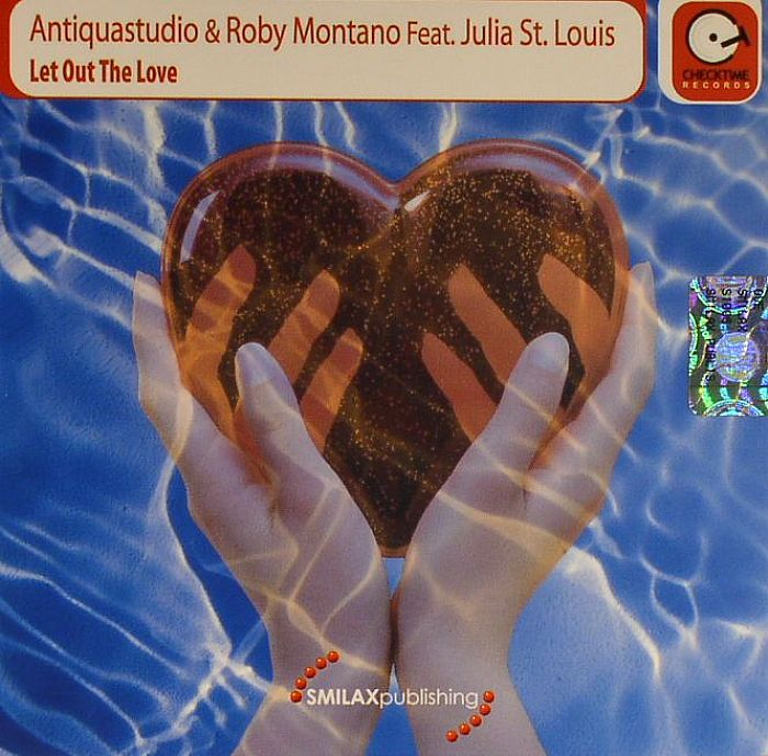 ANTIQUASTUDIO/ROBY MONTANO feat JULIA ST LOUIS - Let Out The Love