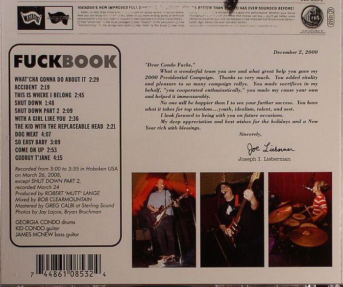 CONDO FUCKS - Fuckbook