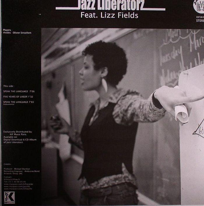 JAZZ LIBERATORZ feat LIZZ FIELDS/SADAT X - Speak The Language