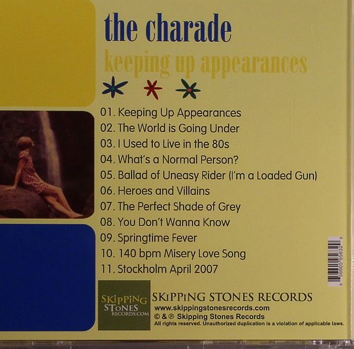 CHARADE, The - Keeping Up Appearances