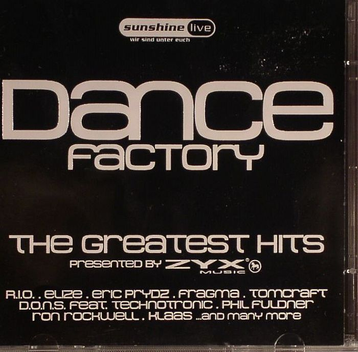 VARIOUS - Dance Factory: The Greatest Hits
