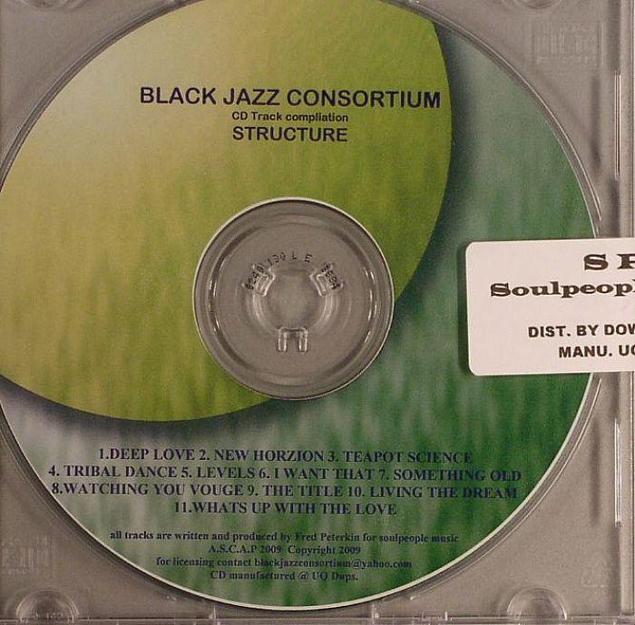 BLACK JAZZ CONSORTIUM - Structure