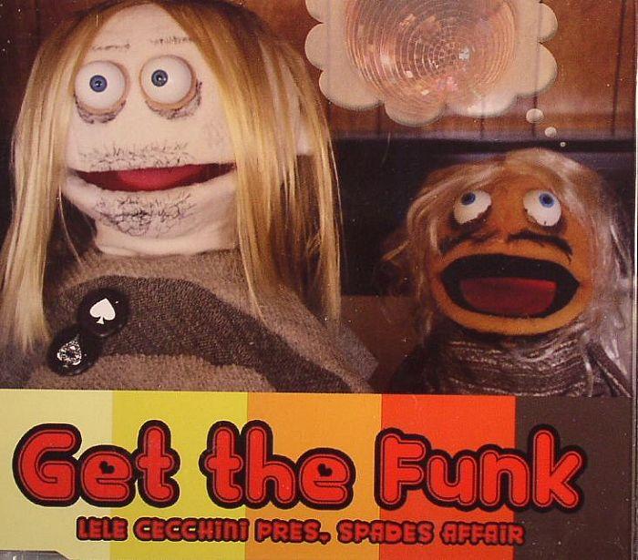 CECCHINI, Lele presents SPADES AFFAIR - Get The Funk
