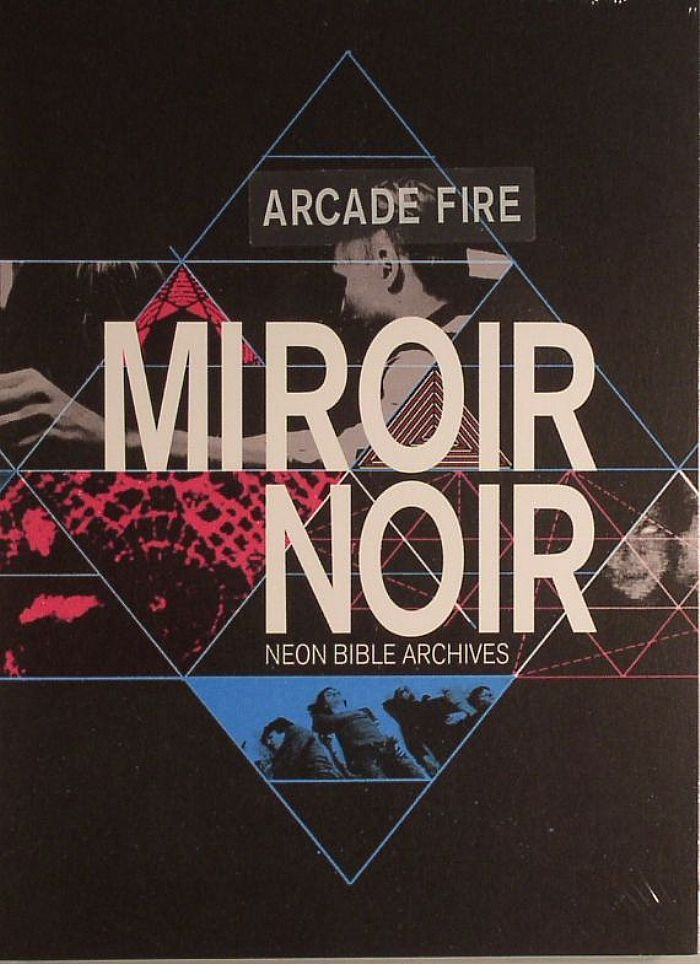arcade fire miroir noir neon bible archives vinyl at juno