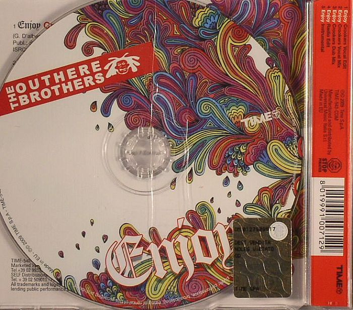 OUTHERE BROTHERS, The - Enjoy
