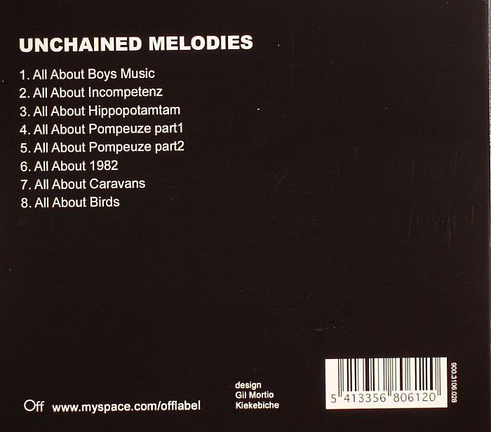 KINGS OF BELGIUM - Unchained Melodies