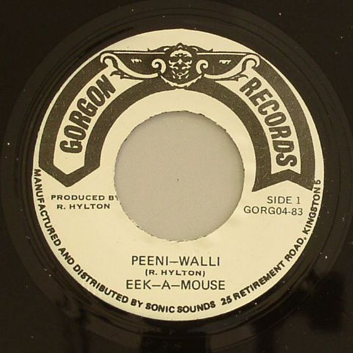 EEK A MOUSE - Peen Walli