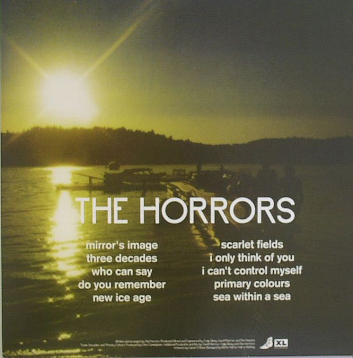 HORRORS, The - Primary Colours