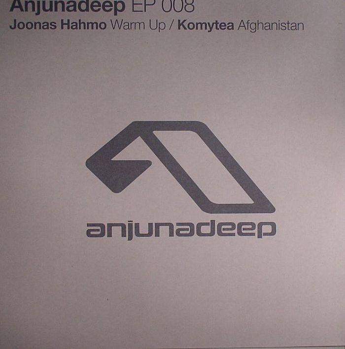 Joonas Hahmo Komytea Anjunadeep Ep 008 Vinyl At Juno Records