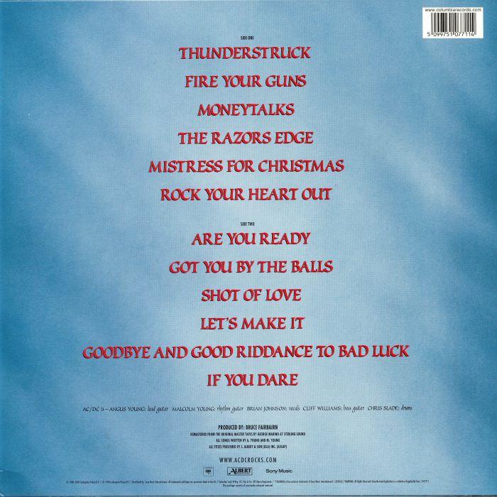 acdc the razors edge vinyl at juno records