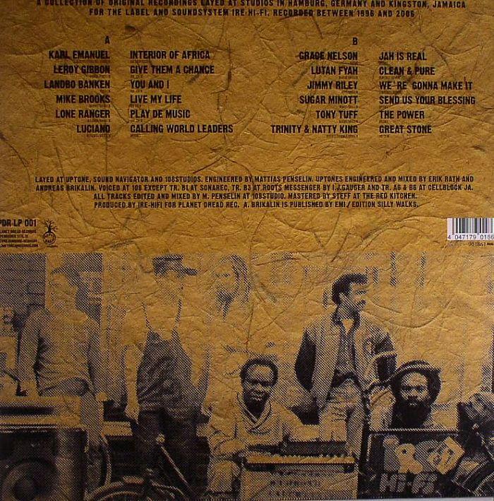 IRE HI FI/VARIOUS - Play De Music: Original Recordings 1996-2006