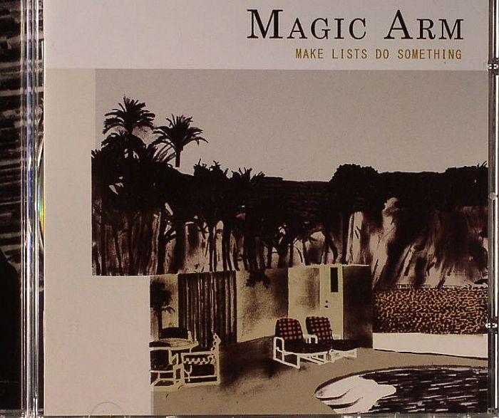 MAGIC ARM - Make Lists Do Something