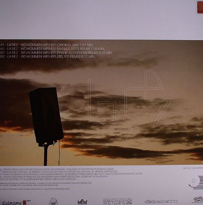 la rez wo kommen wir her vinyl at juno records. Black Bedroom Furniture Sets. Home Design Ideas