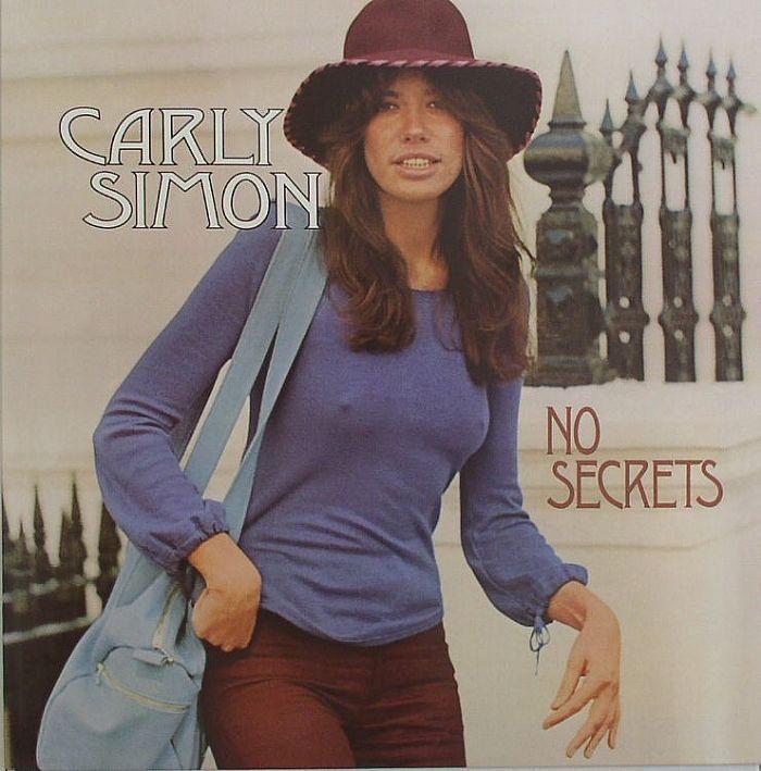 Carly SIMON No Secrets Vinyl At Juno Records