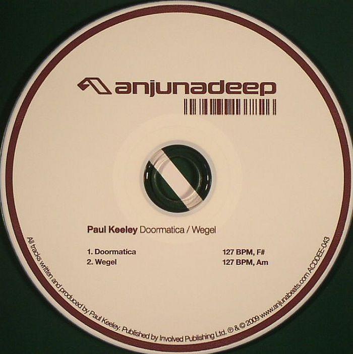 Paul Keeley Doormatica - Wegel
