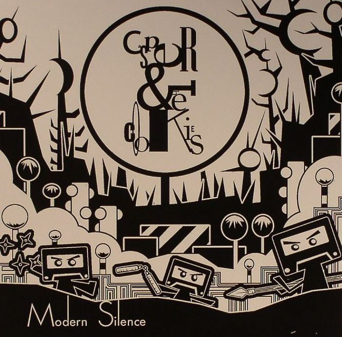 CASPER & THE COOKIES - Modern Silence