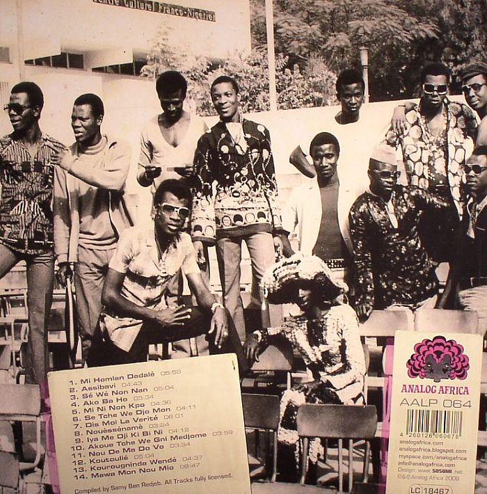 ORCHESTRE POLY RYTHMO DE COTONOU - The Vodoun Effect 1972-1975 Volume One: Funk & Sato From Benin's Obscure Labels