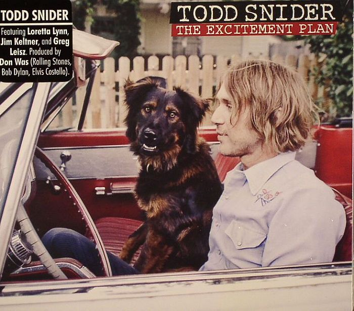 SNIDER, Todd - The Excitement Plan