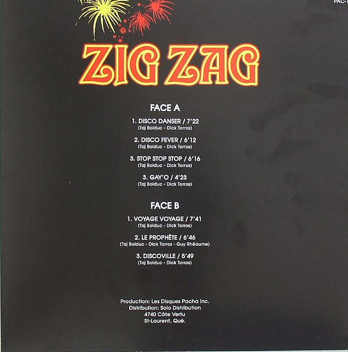 ZIG ZAG - Zig Zag