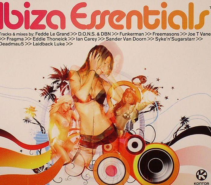 VARIOUS - Kontor Presents Ibiza Essentials