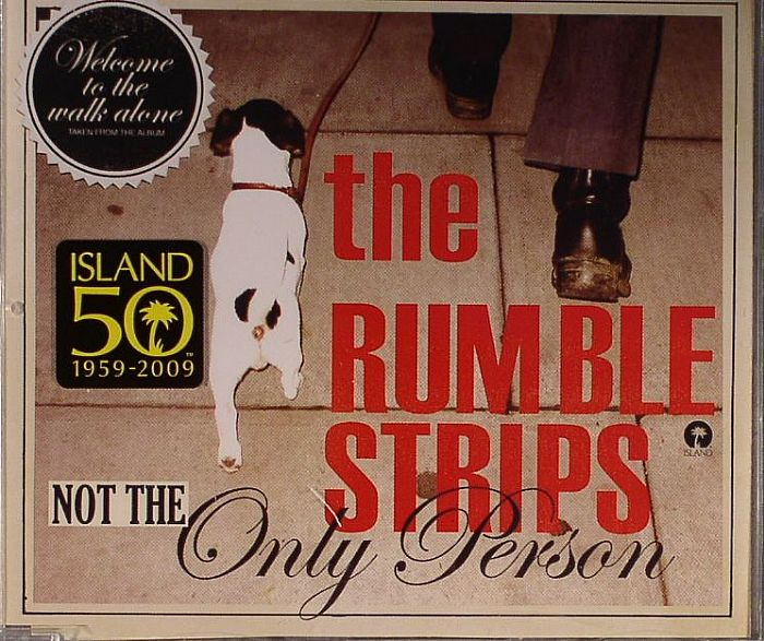 RUMBLE STRIPS, The - Not The Only Person