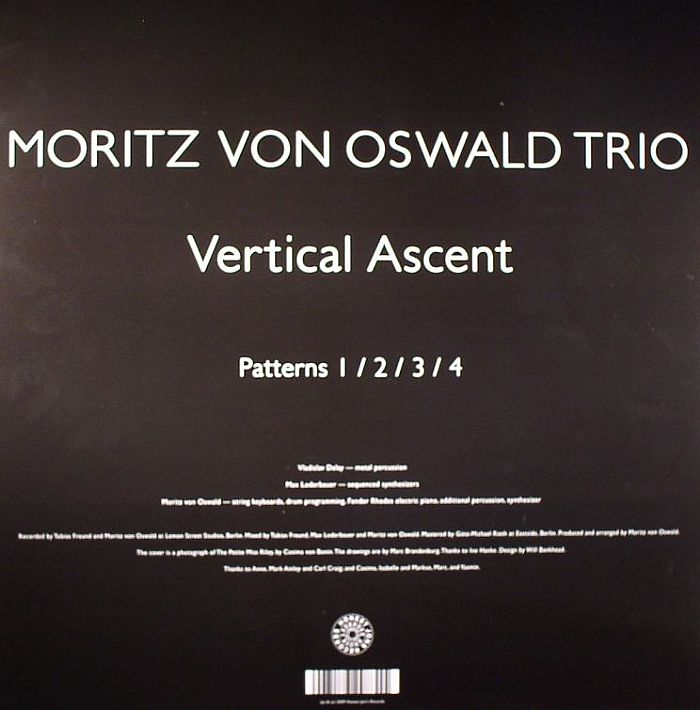 MORITZ VON OSWALD TRIO - Vertical Ascent