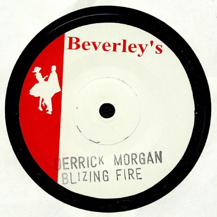 MORGAN, Derrick - Blazing Fire
