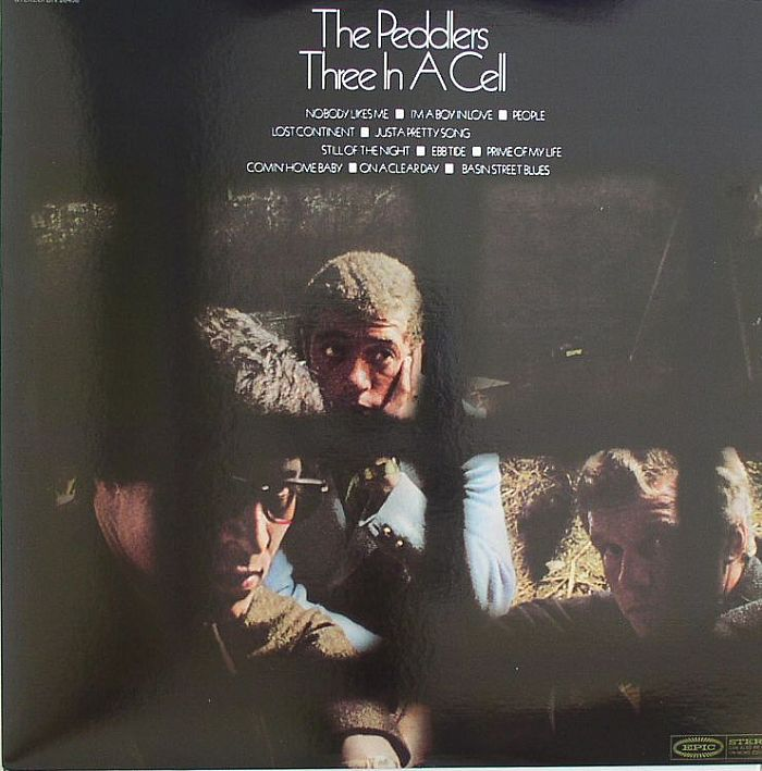 The Peddlers Three In A Cell Vinyl At Juno Records