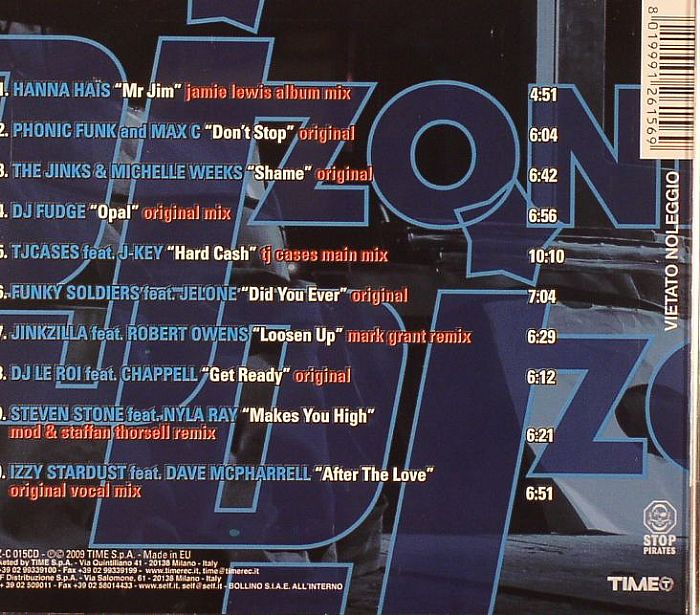VARIOUS - DJ Zone First Class 15