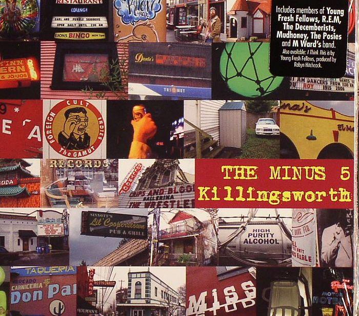 MINUS 5, The - Killingsworth