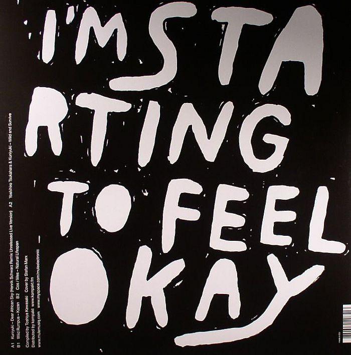 KUNIYUKI/YOSHIHIRO TSUKAHARA/KAZAN/COS/MES - I'm Starting To Feel OK