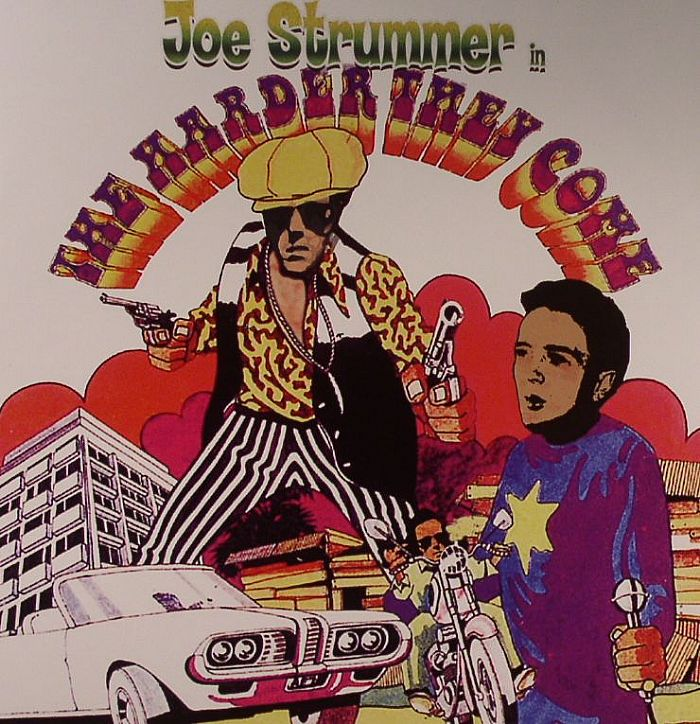 STRUMMER, Joe - The Harder They Come