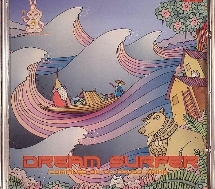 DJ PSYCO ZAIKA/VARIOUS - Dream Surfer