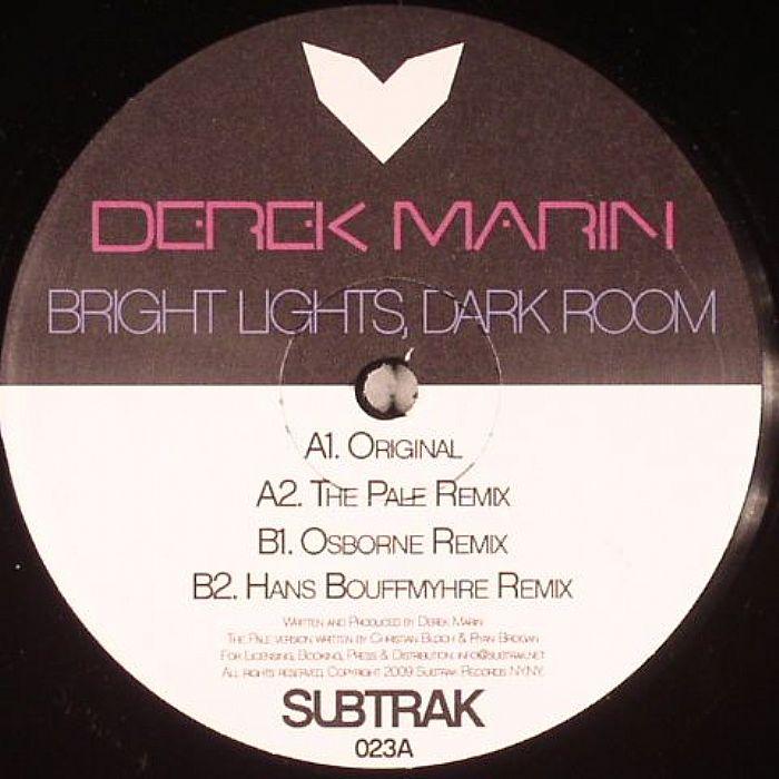 Derek Marin - The Subtrak Mix