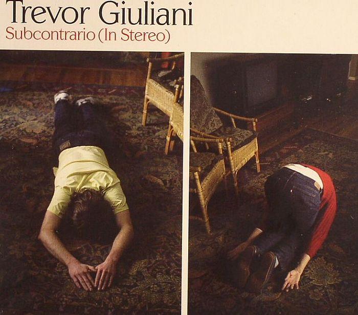 GIULIANI, Trevor - Subcontrario (In Stereo)