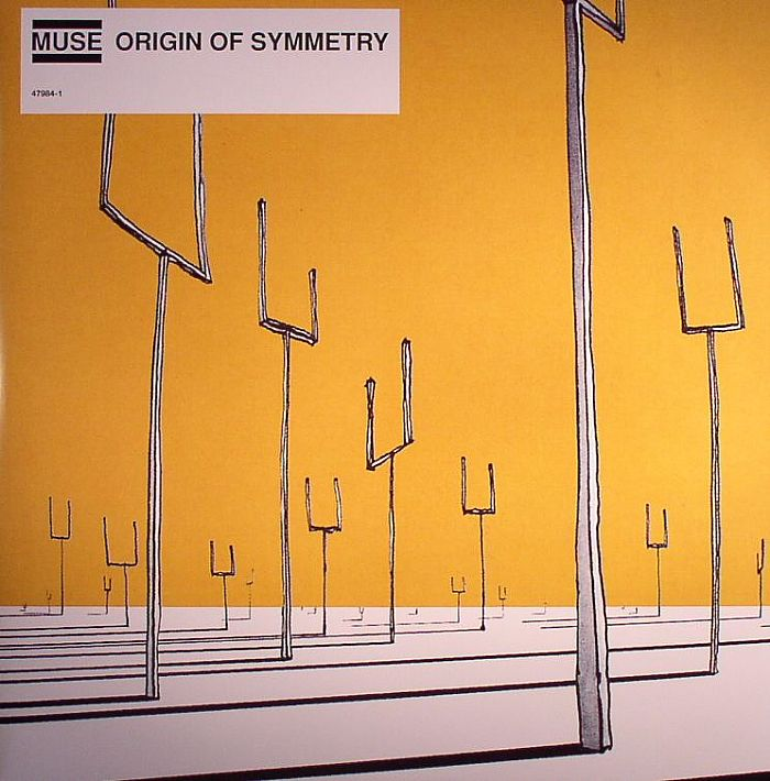 Muse origin of symmetry vinyl at juno records for Meaning of symmetrical