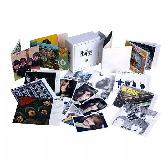 The BEATLES The Beatles In Mono (10 original mono albums remastered