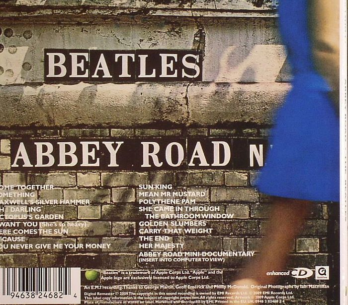 Beatles She Came In Through The Bathroom Window Lyrics: The BEATLES Abbey Road (remastered) Vinyl At Juno Records