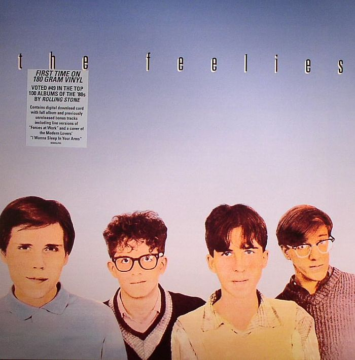 FEELIES, The - Crazy Rhythms