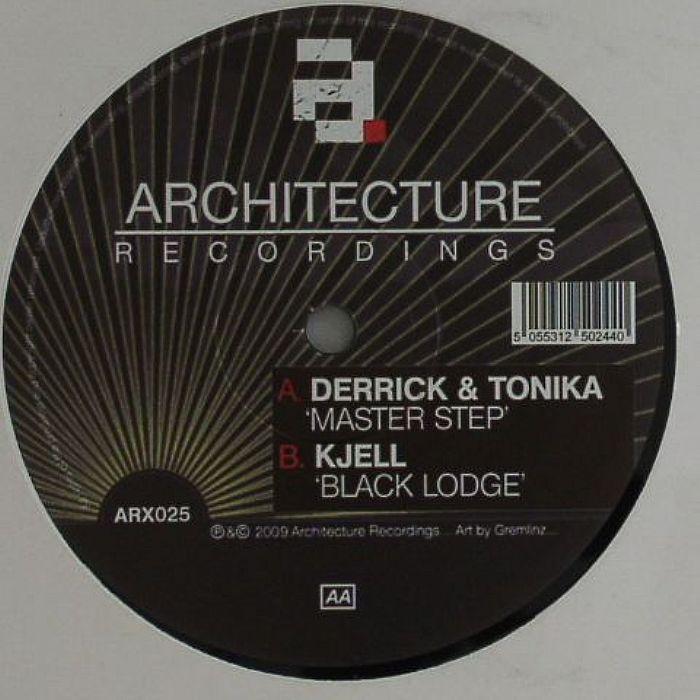 DERRICK/TONIKA/KJELL/FRISKE/RESOUND/RAIDEN - Master Step EP