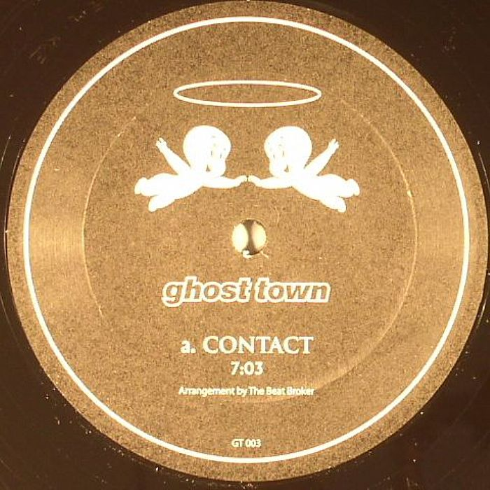 GHOST TOWN/THE BEAT BROKER - Contact
