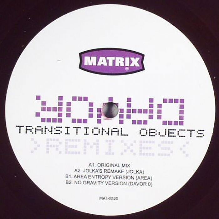 DAVOR - Transitional Objects (remixes)