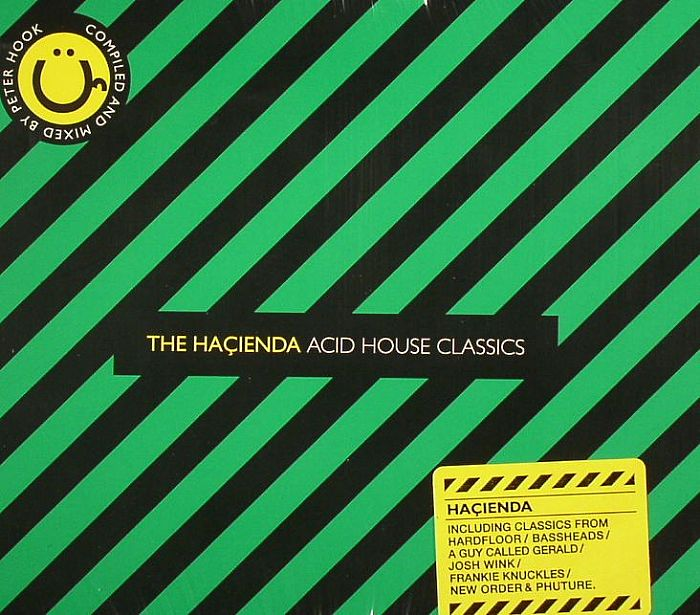 Peter hook various hacienda acid house classics vinyl at for Acid house records