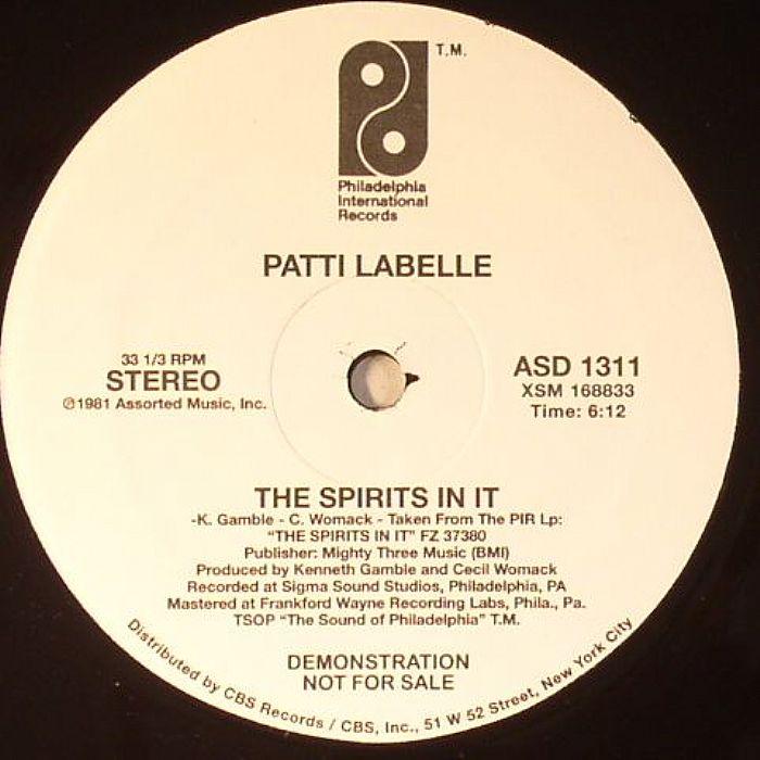 LABELLE, Patti - The Spirits In It