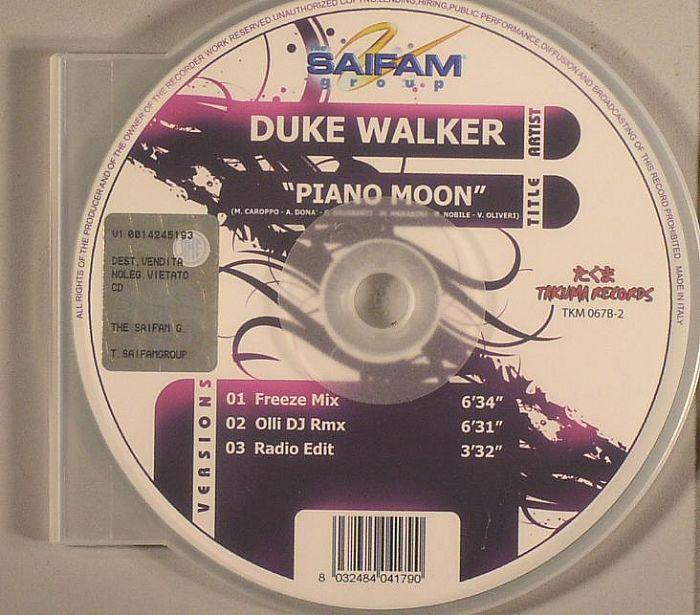 WALKER, Duke - Piano Moon