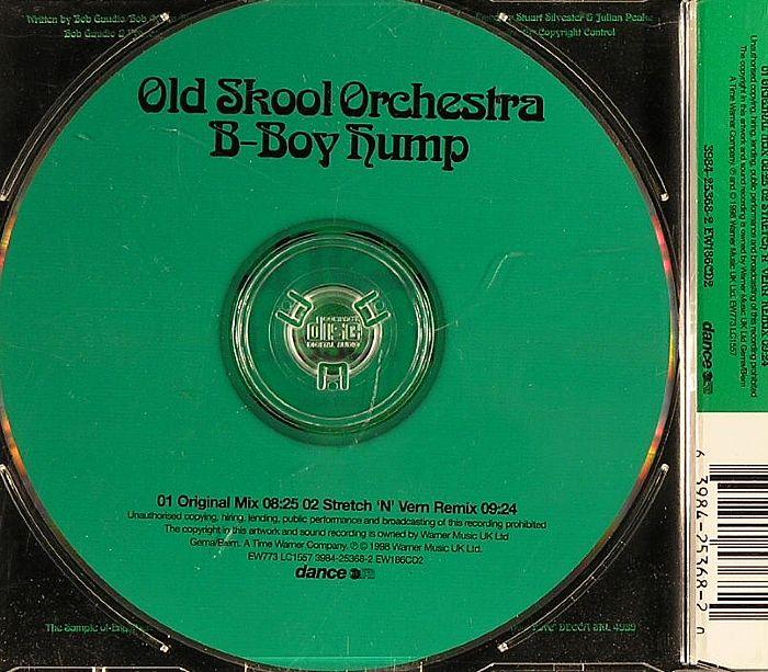 OLD SKOOL ORCHESTRA - B-Boy Hump