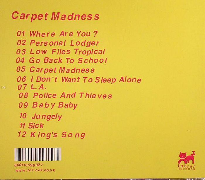 GET BACK GUINOZZI! - Carpet Madness