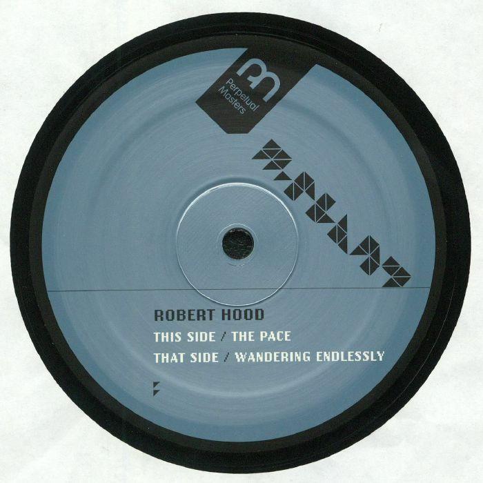HOOD, Robert - The Pace