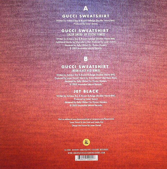 LAZER SWORD - Gucci Sweatshirt