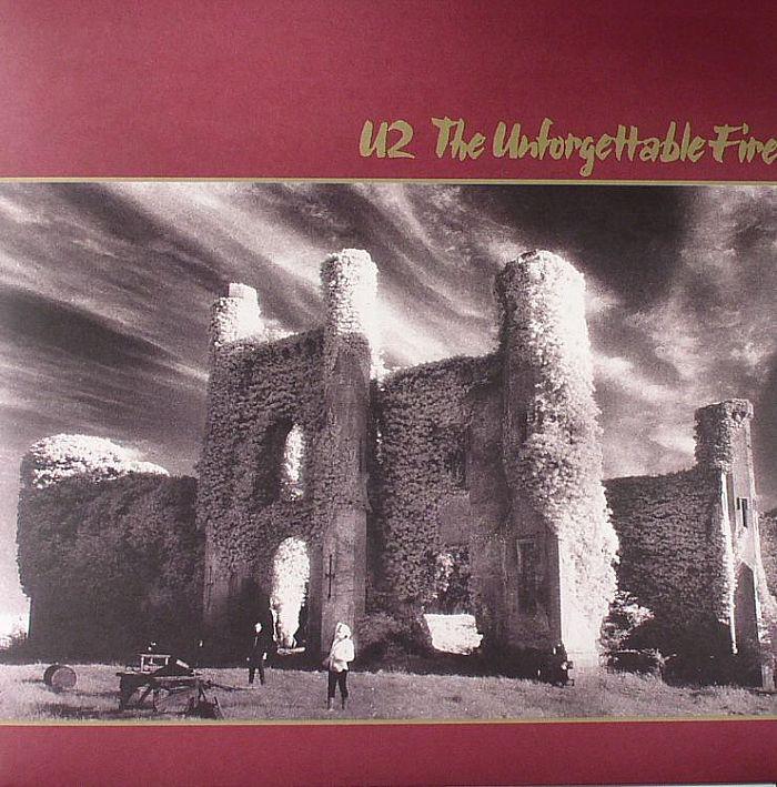 U2 - The Unforgettable Fire (25th Anniversary Edition)